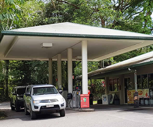 Daintree Petrol Station and Grocery Shop
