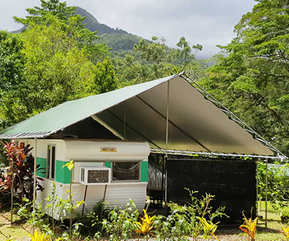 Daintree Rainforest Camping